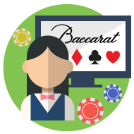 Guide to Live Dealer Baccarat