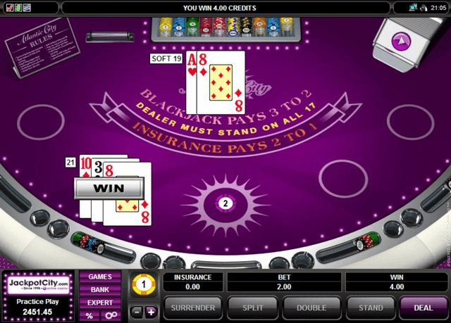 jackpot city casino player reviews